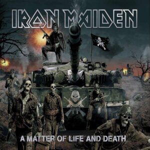 Iron Maiden A Matter of Life and Death