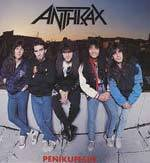 anthrax nuovo disco