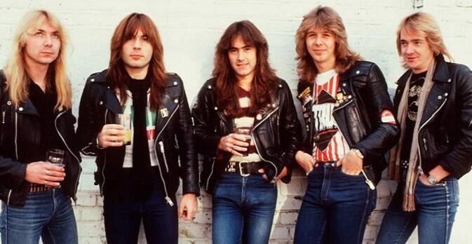 Album metal anni 80